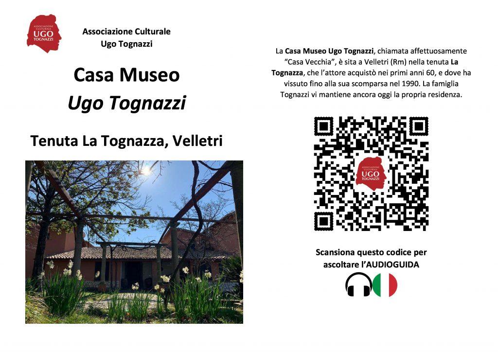 DEMO Casa Museo Ugo Tognazzi